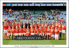 Armagh Ladies All-Ireland Intermediate Football Champions 2012: GAA Print