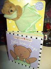 Little Bear Hugs by Sandra Magsamen (2009, Board Book) NEW - Cute gift!!!