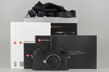 Leica M10-P Schwarz Typ 20021 OVP Sehr Gut