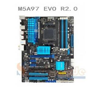 Desktop Motherboard For ASUS ATX USB3.0 AMD M5A97 EVO R2.0 AMD 970 Socket AM3+