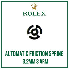 ♛ ♛ ROLEX Automatic Rotor Weight Friction Spring 3.2mm, 3 Arm Swiss Made  ♛ ♛