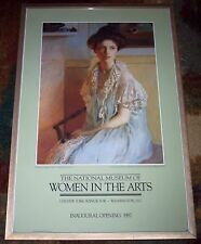 The National Museum of Women in the Arts Inaugural Opening 1987 Washington D.C.