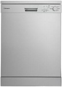 Westinghouse Freestanding Dishwasher Stainless Steel Model WSF6602XA RRP $899.00