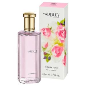 Yardley London - Eau De Toilette 50ml ENGLISH ROSE Perfume Womens Fragrance EDT