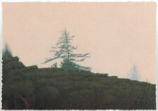 "Small Russell Chatham Original lithograph ""Tamalpais in the Fog"" S/N, 2001"