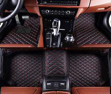 Für Mercedes-Benz CLC CLK CLS EQC SL SLC SLK CLA-Klasse nach Maß Auto-Fußmatten