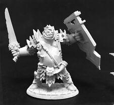 Half Ogre Fighter Reaper Miniatures Dark Heaven Legends Warrior Melee Monster