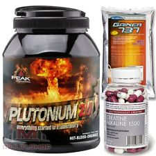 Peak Plutonium 2.0 - 1000g Trainings Booster
