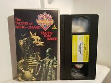 Doctor Who - The Talons of Weng - Chiang  - Vhs - BBC  VIDEO