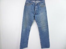 GRADE A Levis 501 DENIM JEANS BLUE MENS 36in. 34in. VINTAGE 501's M530