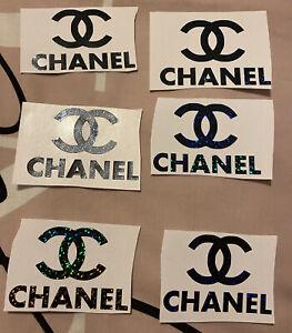 cc vinyl stickers X10 10 Cms Black