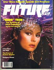 FUTURE Life Magazine June 1980 STAR WARS MIND EXPANSION 3-D DESIGNER GENES