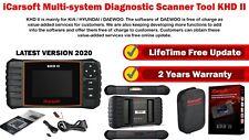 iCarsoft Multi-system Diagnostic Scanner Tool KHD II for Kia/Hyundai/Daewoo
