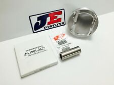 JE 87mm 9.0:1 Pistons for Honda/Acura K24A with K20A or K20Z Head