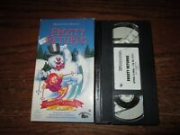Frosty Returns (VHS, 1993) Christmas Classics