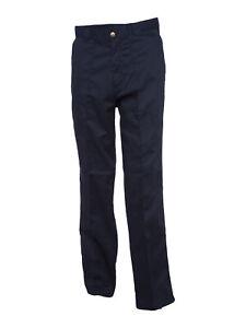 """Uneek Trousers Navy UC901 38"""" L"""