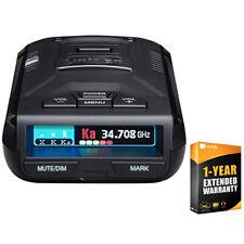 Uniden R3 Extreme Long Range Radar Laser Detector + Warranty