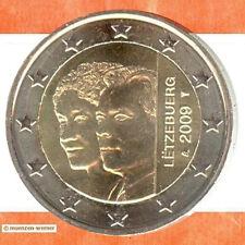 Sondermünzen Luxemburg: 2 Euro Münze 2009 Charlotte Sondermünze Gedenkmünze