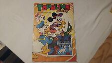 ALBUM Figurine Walt Disney TOPOLINO STORY Ed. Lampo/Flash 1979 (Completo -1)