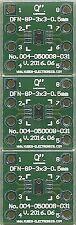"""3 PCS. - DFN8-3x3 0.50mm(0.02"""") to DIP8 0.3"""" socket. [CA]"""
