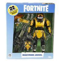 "McFarlane Toys - Fortnite - Beastmode Jackal Deluxe 7"" Action Figure"