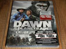 (Sealed) Dawn Of The Planet of the Apes (Blu-ray, Slipcover, 2017) / Bilingual.