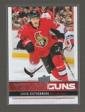(64478) 2012-13 UPPER DECK YOUNG GUNS JAKOB SILFVERBERG #238 RC