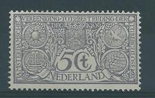 1906 TG Nederland Tuberculose-zegels  NR.86 postfris, mooie zegel! foto's