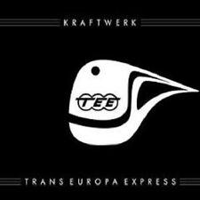 "KRAFTWERK ""TRANS EUROPA EXPRESS (REMASTER)"" LP VINYL"
