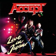 ACCEPT - KAIZOKU-BAN: LIVE IN JAPAN NEW CD