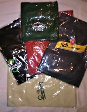 5 Different Bar Aprons - Carlsberg,Stella,Heineken Schwepps ect- New