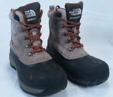 The North Face Primaloft 200 Gram Waterproof Boots Boys Size 4 Hiking Outdoor