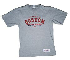 Vintage Boston Red Sox Majestic Authentic MLB Baseball T-Shirt - Medium