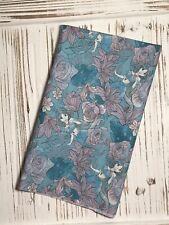 Disney Aladdin Princess Jasmine Floral Fat Quarter 100% Cotton Fabric 18x21
