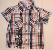 Karierte Topolino Jungen-T-Shirts, - Polos & -Hemden aus 100% Baumwolle