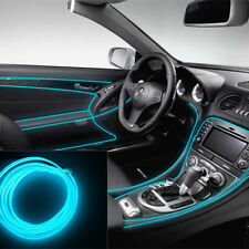 Ice Blue 5MTR Interior Refit Atmosphere Car Styling EL light MAHINDRA XUV 500