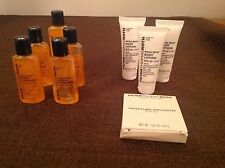 Lot Peter Thomas Roth Mega Rich Body Cleanser Wash Lotion Facial Soap 9 Pieces