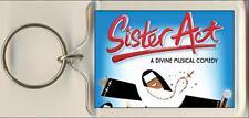 Sister Act. The Musical. Keyring / Bag Tag.