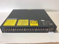 New Cisco Catalyst 2948G Series WS-C2948G-GE-TX, 48-Port Ethernet Network Switch