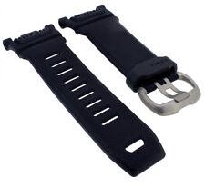e924b5dd4dbe Timex Command Choque Correa de Repuesto Negro Band Plástico Pulsera Reloj