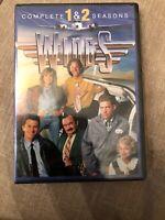 Wings - Seasons 1-2 (DVD, 2013, 3-Disc Set) New