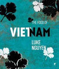 THE FOOD OF VIETNAM - NGUYEN, LUKE - NEW HARDCOVER BOOK