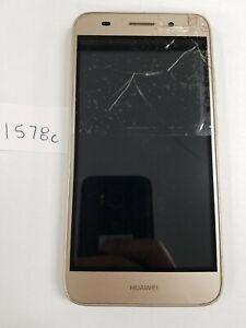 Huawei Y5 Lite CRO-L23 - 8GB- Gold (Unlocked) (1578c)
