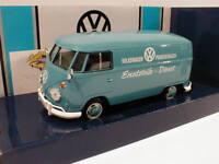 """MotorMax 79556 # Volkswagen VW Type 2 T1 Pick Up """" Ersatzteile-Dienst """" 1:24"""