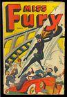 Miss Fury Comics #7 Golden Age Superhero Timely Comic 1945 GD