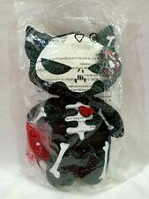 "Emily the Strange Skele-Posse Miles Plush Doll Kitty L'il Strangers Toynami 12"""