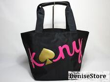 Kate Spade New York Signature Spade Graphic Logo Shoulder Tote Bag JAPAN RARE