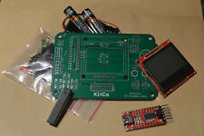 Kitco Sapin - Kit electronique Arduino Console jeu video Atmega Souder Vert