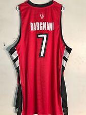 Adidas Swingman NBA Jersey Toronto Raptors Andrea Bargnani Red sz 3X