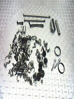 2000 99-07 SUZUKI GSXR1300 HAYABUSA BUSA OEM MISC NUTS SCREWS BOLTS HARDWARE LOT
